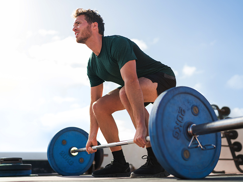 Is deadlifting bad for my back?