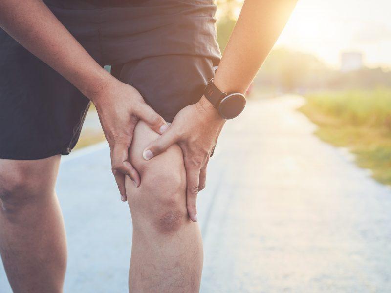 Managing Grumpy Old Osteoarthritic Knees.